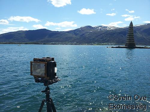 Fotografering av Slinningsbålet i �lesund. Foto: Svein Ove Ekornesvåg (Svein Ove Ekornesvåg)