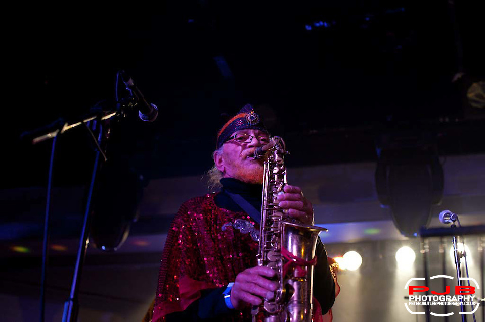 Sun Ra Arkestra Performing @ ATP 2011 - The Nightmare Before Christmas Curated by Battles/Caribou/Les Savy Fav (PETER J BUTLER)