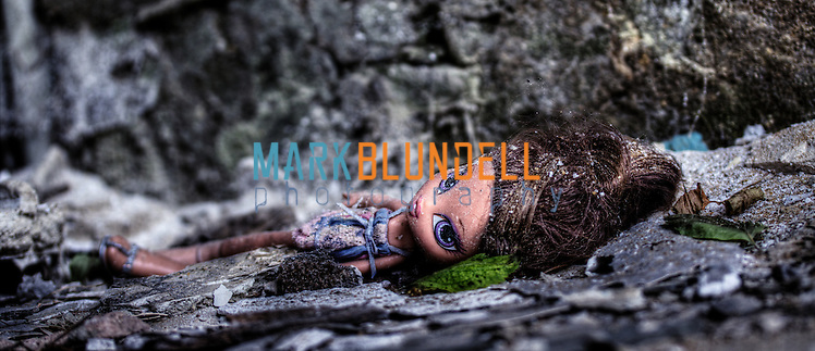 Abandoned Doll at Manorhouse T (Mark Blundell)