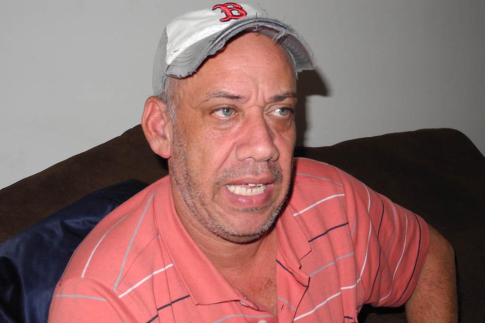 José Luis de León, ex dirigente del PRD y amigo de CDR
