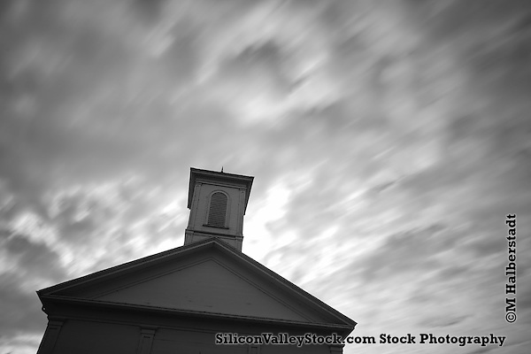 Tomales Presbyterian Church, Tomales, CA (M. Halberstadt / SiliconValleyStock.com)