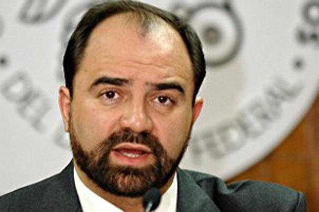 Emilo Álvarez Icaza, secretario ejecutivo de la CIDH
