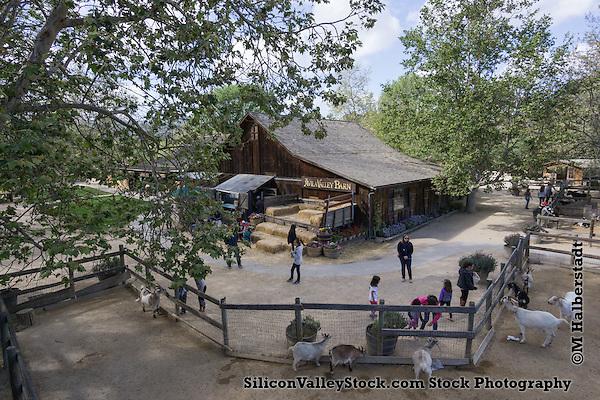 Avila Valley Barn, San Luis Obispo, CA (Michael Halberstadt)