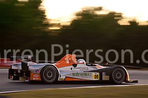 #05 Core Autosport Oreca FLM09: Jon Bennett, Frankie Montecalvo, Ryan Dalziel (Darren Pierson)