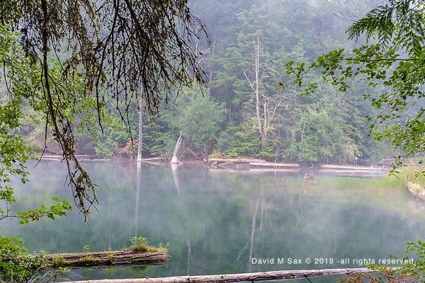 8.25.18 - Across The Lake... (DAVID M SAX)