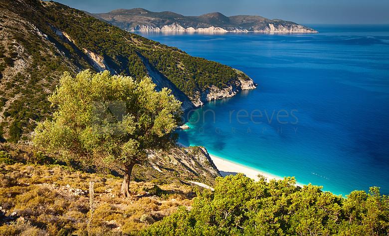 myrtos beach kefalonia professional landscape photography
