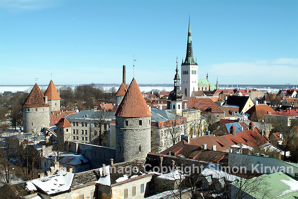 Tallinn, Estonia - Travel Photography By Simon Kirwan