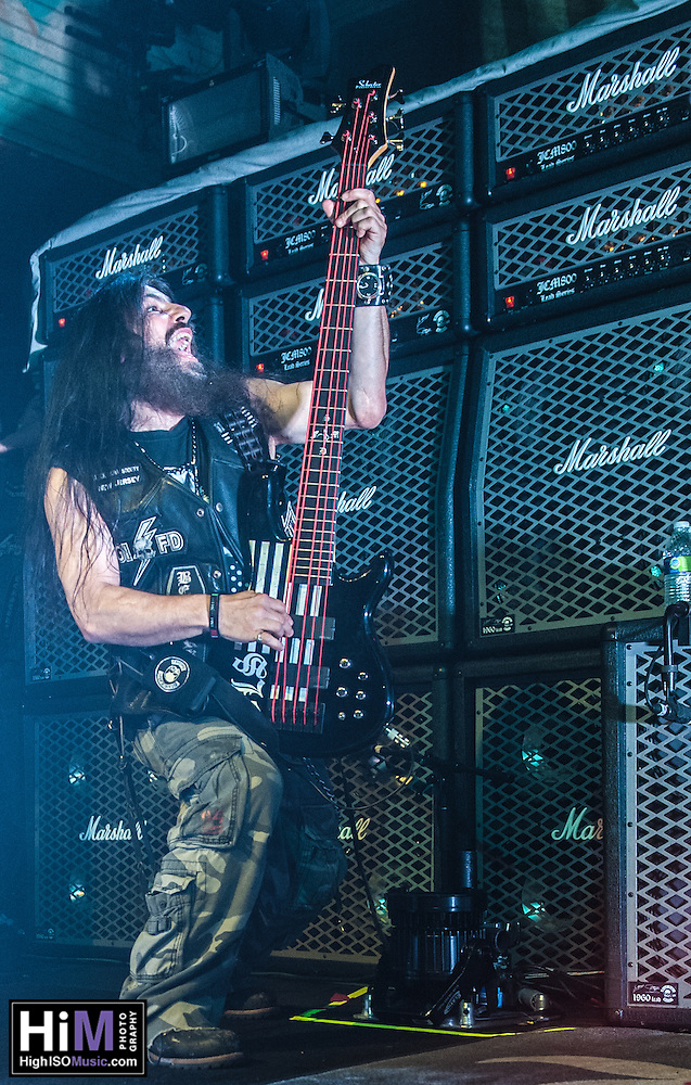 Black Label Society performs at the House of Blues in New Orleans, LA on May 27,2014. (HIGH ISO Music, LLC)