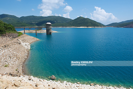 High Island Reservoir at the Hong Kong Global Geopark in Hong Kong, China. (Dmitry Chulov)