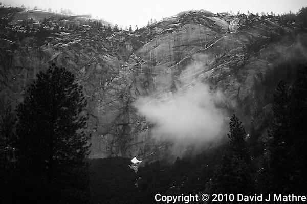 Nikonians Yosemite Winter 2010 Workshop. Day 0 (David J Mathre)