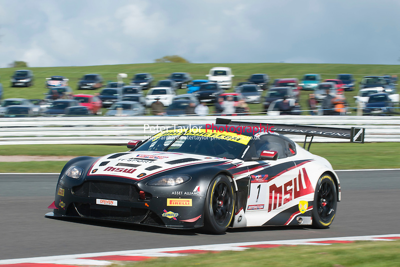 TF Sport #1 Aston Martin Vantage GT3 Derek Johnston/Jonny Adam