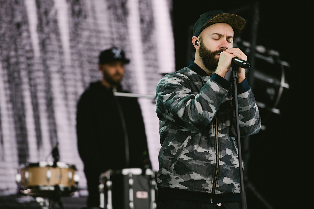 Photos of Woodkid performing live at Secret Solstice Music Festival 2014 in Reykjavík, Iceland. June 20, 2014. Copyright © 2014 Matthew Eisman. All Rights Reserved (Matthew Eisman/Photo by Matthew Eisman)
