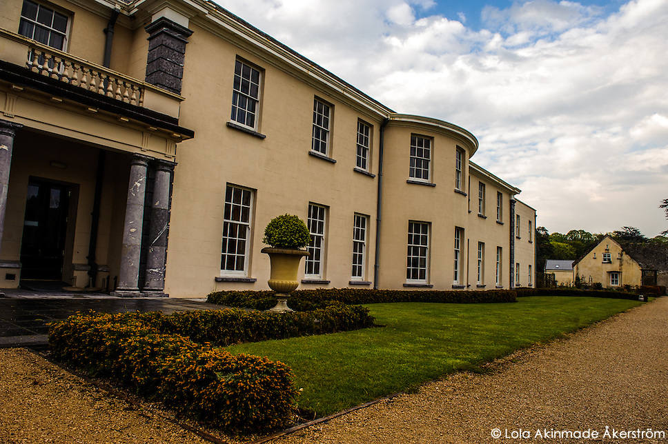 Ireland Grounds and gardens at Castlemartyr Resort (Lola Akinmade)