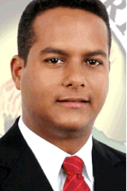 Nelson Marmolejos, dirigente del PRD