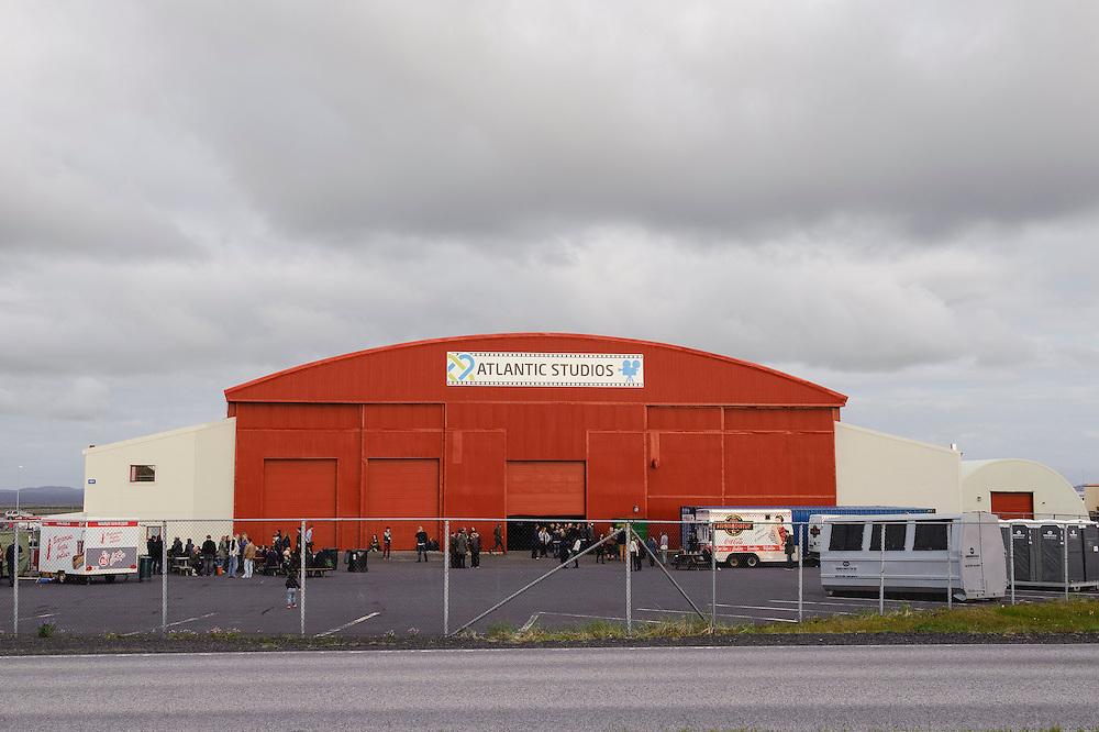 Photos of general atmosphere during ATP Iceland music festival at Ásbrú, the former NATO base in Keflavík, Iceland. June 28, 2013. Copyright © 2013 Matthew Eisman. All Rights Reserved (Matthew Eisman/Photo by Matthew Eisman)