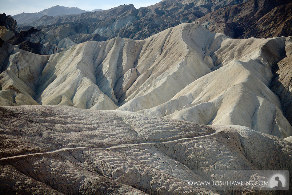 Death Valley National Park - Zabriskie Point (Josh Hawkins)