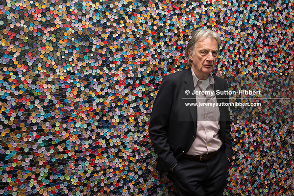 World-renowned designer Paul Smith opens the 'Hello, My Name Is Paul Smith', exhibition at The Lighthouse, in Glasgow, Scotland, on 20 January 2016.  The exhibition, drawing from Paul Smith's career and personal archives and collections, runs at The Lighthouse, Scotland's Centre for Design and Architecture, from January 21st until 20th March 2016. The exhibition invites you into Paul Smith's world; a world of fashion, creation, inspiration, collaboration, wit and beauty. (J. Sutton-Hibbert/Jeremy Sutton-Hibbert)