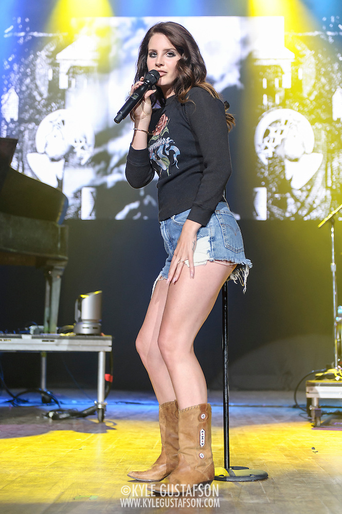 COLUMBIA, MD - May 10th, 2014 - Lana Del Rey performs at the 2014 Sweetlife Festival at Merriweather Post Pavilion in Columbia, MD. Her 2012 album, Born To Die, has sold over 5 million copies worldwide. (Photo by Kyle Gustafson / For The Washington Post) (Kyle Gustafson/For The Washington Post)