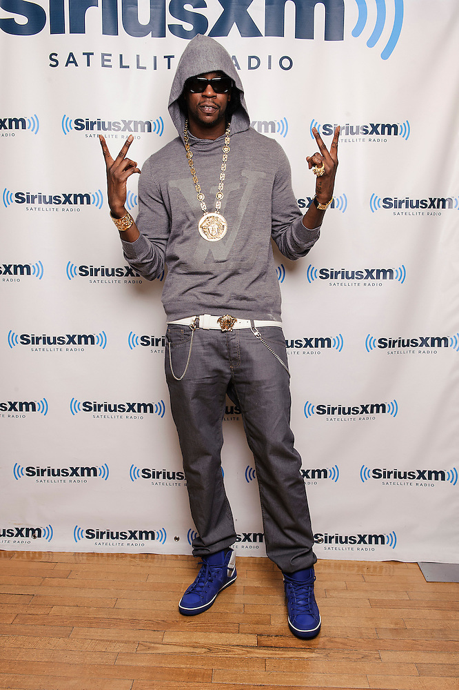 Portraits of the rapper 2 Chainz at SiriusXM Studios, NYC. August 17, 2012. Copyright © 2012 Matthew Eisman. All Rights Reserved. (Photo by Matthew Eisman/ Getty Images)