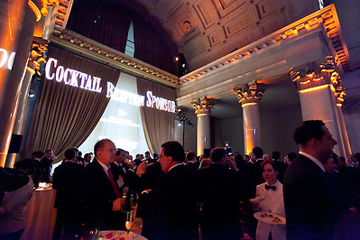 Institutional Investor's 9th Annual Hedge Fund Industry Awards Dinner held at Cipriani Wall Street. (Jeffrey Holmes/JeffreyHolmes.com)