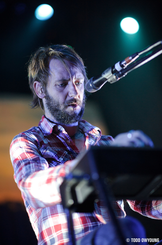Photos of indie rock group Band of Horses performing at the Pageant in St. Louis on October 13, 2010. (TODD OWYOUNG)