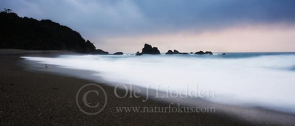 Monroe Beach, Haast, Westland, New Zealand (Ole Jørgen Liodden)