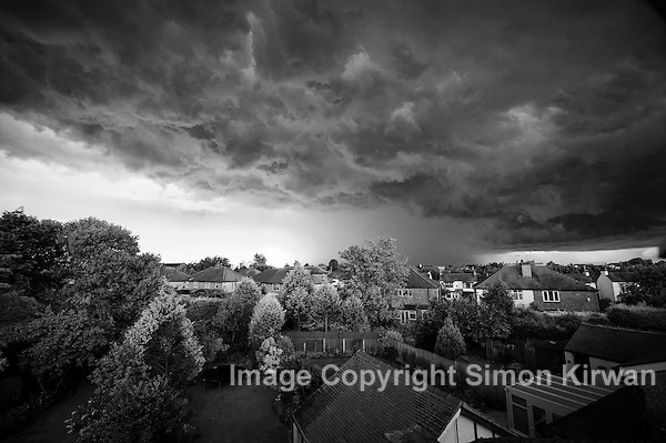 Stormy Weather Southport - Photo By Simon_Kirwan