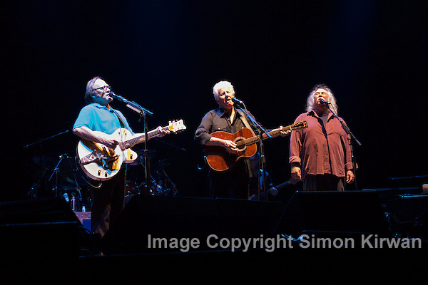 Crosby Stills & Nash, Echo Arena Liverpool 07.07.10 - photo by Simon Kirwan