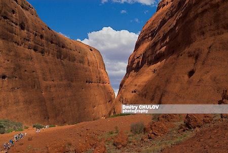 Ката Тжута, Австралия