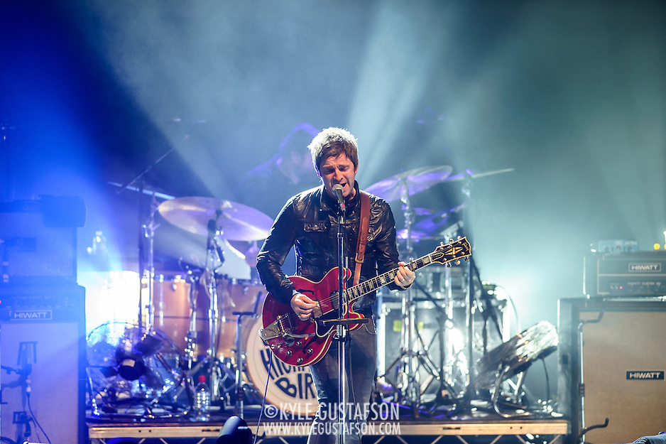 WASHINGTON, DC - June 4th, 2015 - Noel Gallagher performs at the Lincoln Theater in Washington, D.C. (Photo by Kyle Gustafson) (Kyle Gustafson/Photo by Kyle Gustafson)