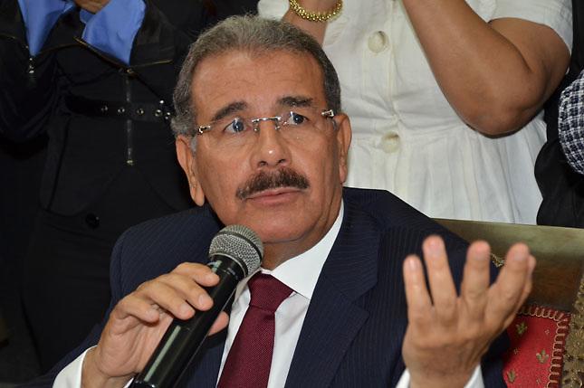 En defensa del presidente Danilo Medina