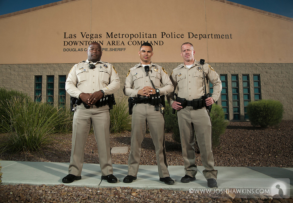 Law Enforcement.Officers Jefferson, Steiber, and Schreiber ..Officers Steiber, Schreiber and Jefferson were called to the 5th floor balcony where they found an intoxicated man with one leg over the side of the railing.  The man was extremely upset about a family argument and attempted to climb over the edge.  Officers Steiber, Schreiber and Jefferson were able to prevent a terrible accident by restraining him and safely taking him into custody where he could undergo medical and mental evaluations. (Josh Hawkins)