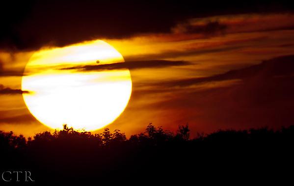 Venus Transit 2012, Venus, Sun, Transit, Planet, Astronomy (Christopher Rolinson/StartPoint Media, Inc.)