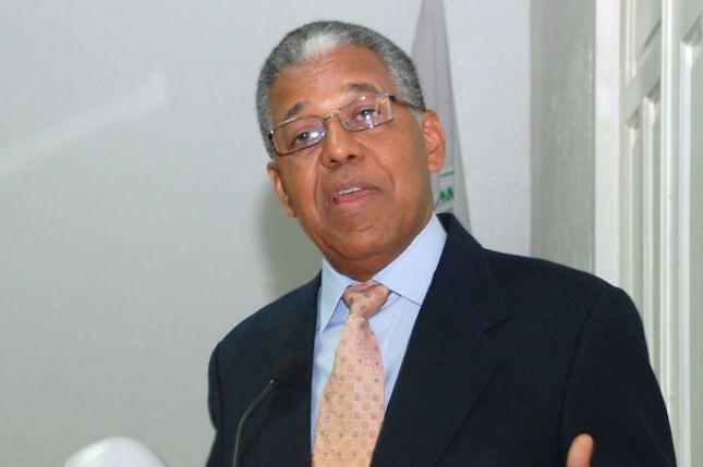 Rubén Silié, embajador de República Dominicana en Haití