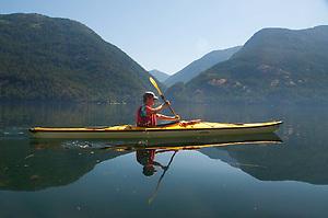 Ross Lake National Recreation Area, North Cascades National Park, Washington, US (© Roddy Scheer www.roddyscheer.com)