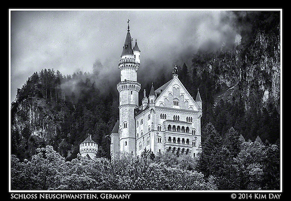 Schloss Neuschwanstein  Germany May 2014 (Kim Day)