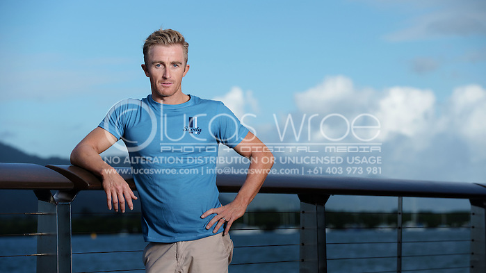 Matty White (AUS), June 5, 2014 - TRIATHLON : SCODY ATHLETES / Cairns Airport Adventure Festival, Caffiend and Harbour, Cairns, Queensland, Australia. Credit: Lucas Wroe (Lucas Wroe)
