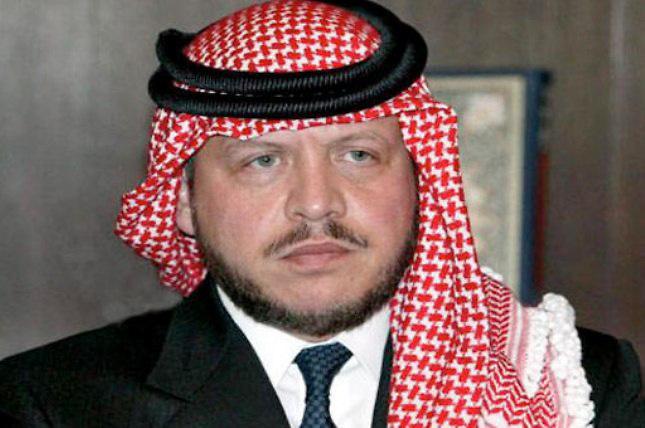 Rey Abdulad II, que recibió a Leonel Fernández