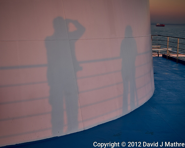 Shadow Photographer. Image taken with a Leica X2 camera (ISO 100, 24 mm, f/4.5, 1/100 sec). (David J Mathre)
