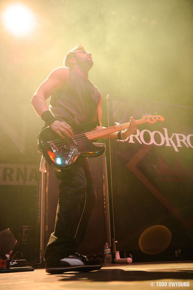 Photos of the band Brookroyal performing at the Pageant in St. Louis on December 14, 2010. (TODD OWYOUNG)