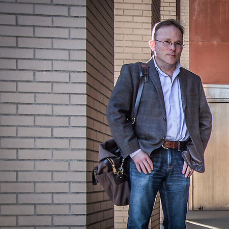 Photographer Mark Meyer, Anchorage (© Clark James Mishler)