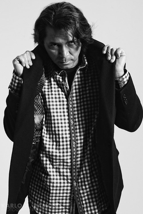 Lou Diamond Phillips April 13 2013 (Photo: Karlo X Ramos)