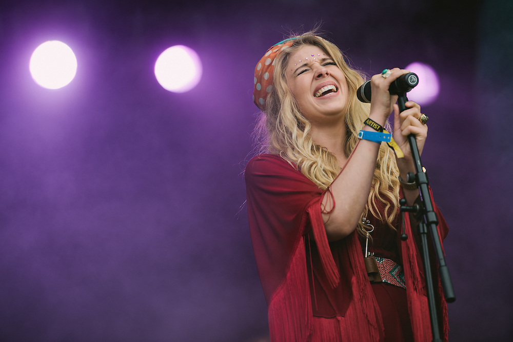 Photos of Amaba Dama performing live at Secret Solstice Music Festival 2014 in Reykjavík, Iceland. June 21, 2014. Copyright © 2014 Matthew Eisman. All Rights Reserved (Matthew Eisman/Photo by Matthew Eisman)