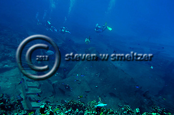 Oro Verde Shipwreck, Grand Cayman (Steven W Smeltzer)