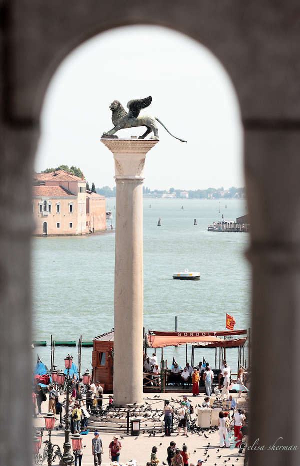 title='Piazza San Marco ~ Venice, Italy ~ Photo By: Elisa Sherman' alt='Venice, Italy (Elisa Sherman)' width='600'></a>