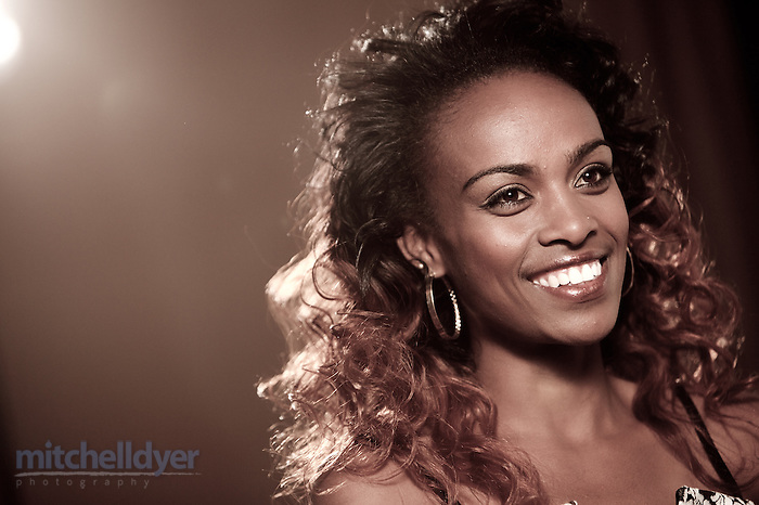 BEAVERTON, OR - MARCH 31: Genzebe Dibaba during a video shoot for Laureus in Beaverton, OR. (Craig Mitchelldyer/Getty Images for Laureus) (Craig Mitchelldyer/Getty Images for Laureus)