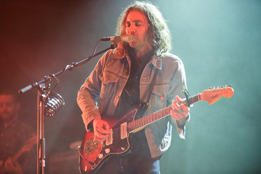 Photos of The War on Drugs performing live at Vodafonehöllin during Iceland Airwaves Music Festival 2014 in Reykjavik, Iceland. November 9, 2014. Copyright © 2014 Matthew Eisman. All Rights Reserved (Matthew Eisman/Photo by Matthew Eisman)