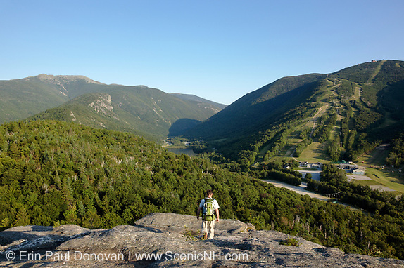 North Park Lincoln >> Bald Mountain - Franconia Notch State Park, New Hampshire