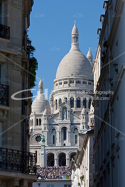 sacre couer, Paris France in May 2008 (Christopher Holt LTD - LondonUK, Christopher Holt LTD/Image by Christopher Holt - www.christopherholt.com)