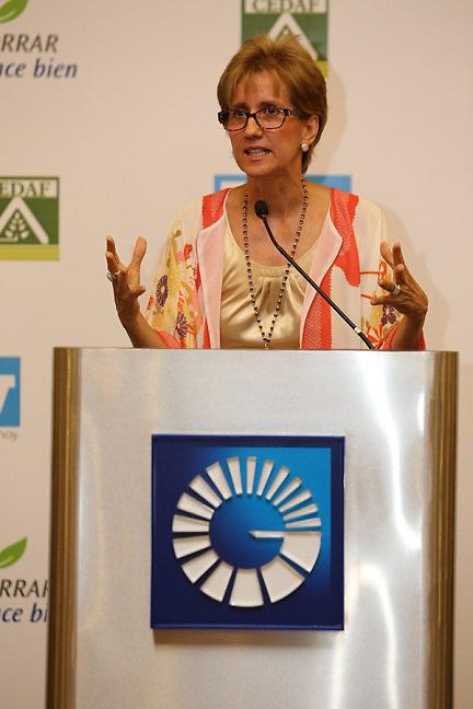 GinnyHeinsen, coordinadora de Proyectos del CEDAF